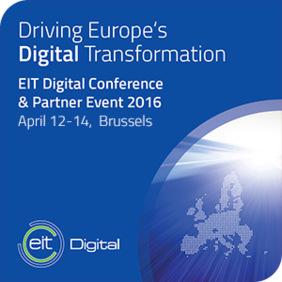 Welcome to the EIT Digital Conference & Partner Event 2016