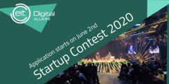 Showcase your startup in EIT Digital Alumni Startup Contest 2020!