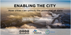 CEDUS, EIT Digital, Smart Cities, Smart City, Digital Cities, Big Data, Europe, Helsinki, Brussels, Milan, Paris, Stavanger, Barcelona