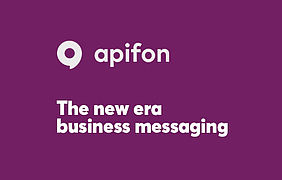 Apifon, a tech company that designs and develops business messaging services.