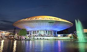 Evoluon in Eindhoven, The Netherlands