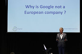 Willem Jonker (CEO, EIT Digital)