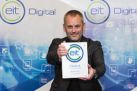 Lexplore, the developer of an artificial intelligence and machine learning method for identifying children with dyslexia, has won first prize in the Digital Wellbeing category of the annual EIT Digital Challenge.