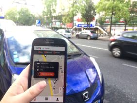 VULOG, a French SME and European leader in Car Sharing technology