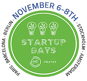 Join the EIT Alumni Startup Days to kick-off your next startup!