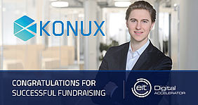EIT Digital Accelerator alumnus KONUX raises additional USD 13 million
