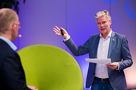 Willem Jonker, CEO EIT Digital