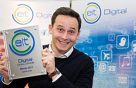 Winner 'Digital Cities': Maximilian Venhofen, Cleverciti