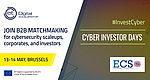 Cyber Investor Days - B2B Matchmaking (Brussels)