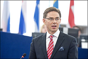 Jyrki Katainen, VP of the EU Commission