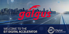 Galgus joins the EIT Digital Accelerator