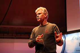 Keynote on Saturday by CEO Willem Jonker
