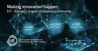Making innovation happen - EIT - Europe's largest innovation community