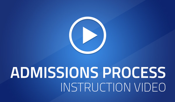 Video: Admissions Process