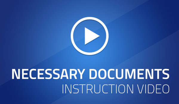 Video: Necessary Documents