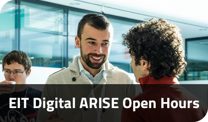 EIT Digital ARISE Open Hours