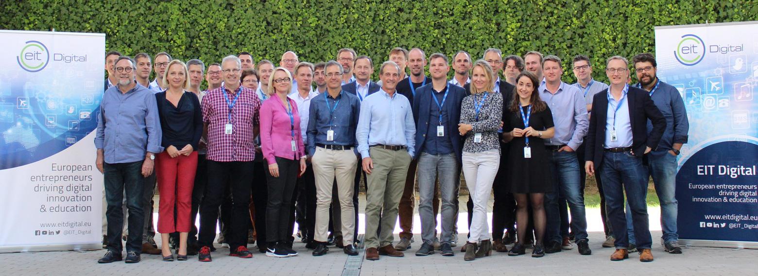 EIT Digital Accelerator Team