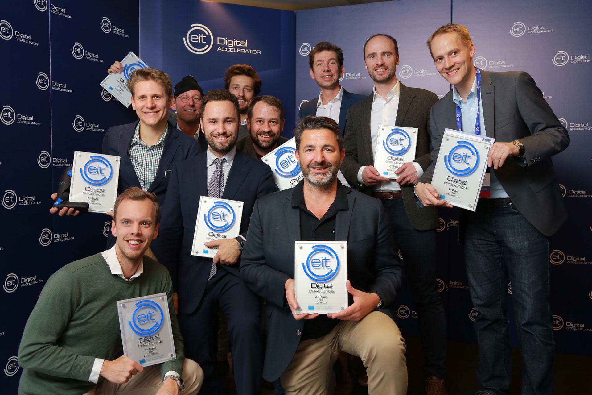 EIT Digital Challenge All Winners