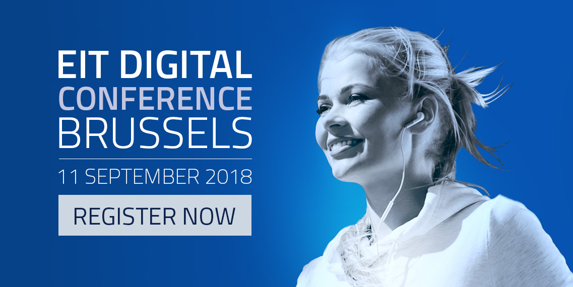 EIT Digital Conference 2018 - Register now!