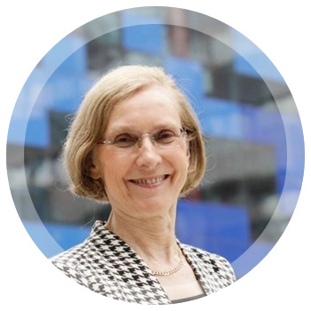 Mary Ritter, former CEO and now International Ambassador/Advisor, of the EIT Climate-KIC