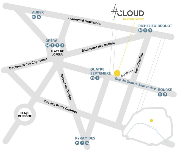 Cloud Business Center, 10 Rue du 4 Septembre, 75002 Paris