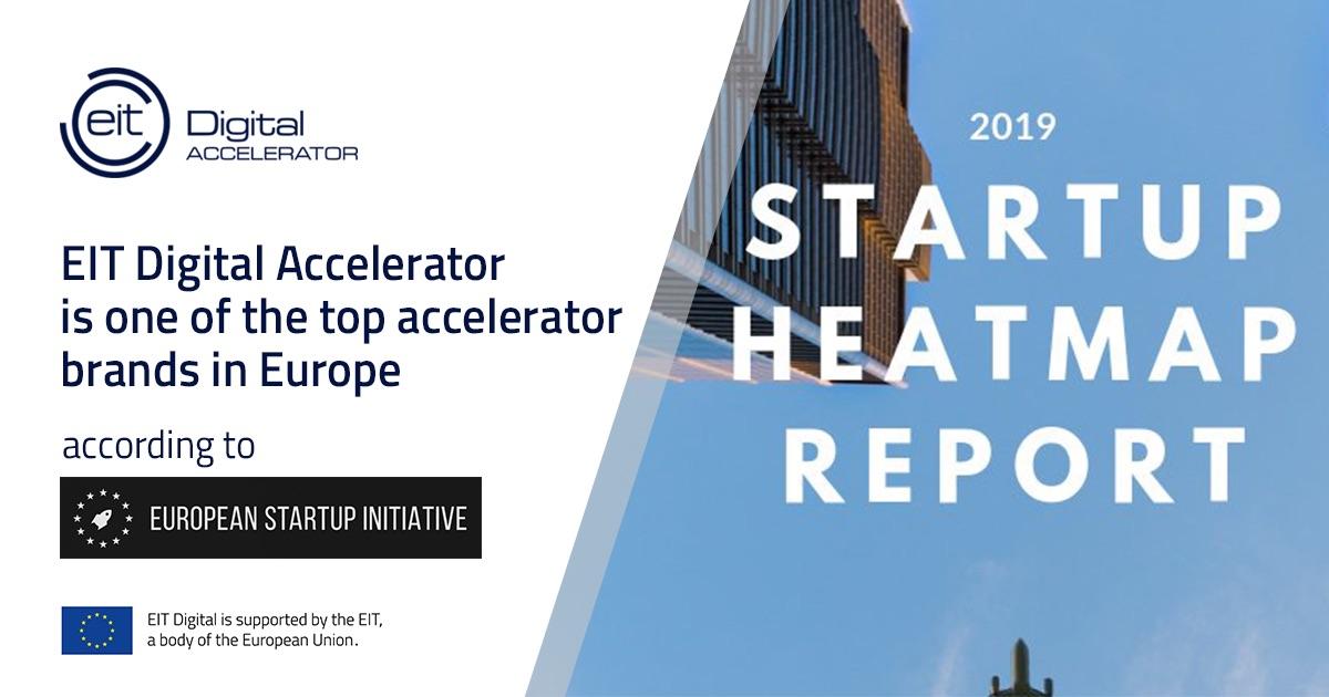 EIT Digital Accelerator top brand
