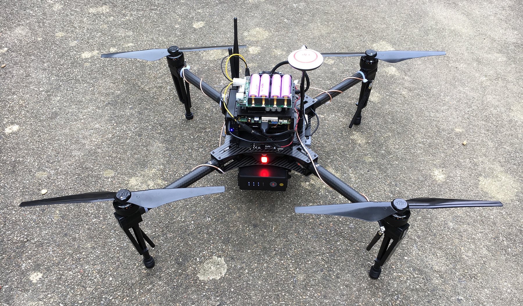 UAV Retina