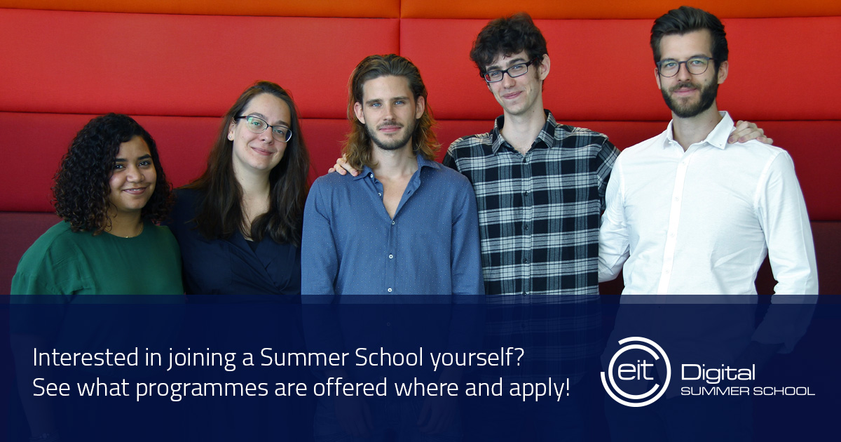 Interested in joining a Summer School yourself? See what programmes are offered where and apply!
