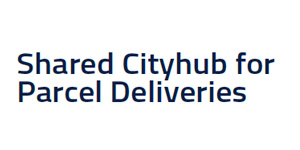 Shared Cityhub for Parcel Deliveries