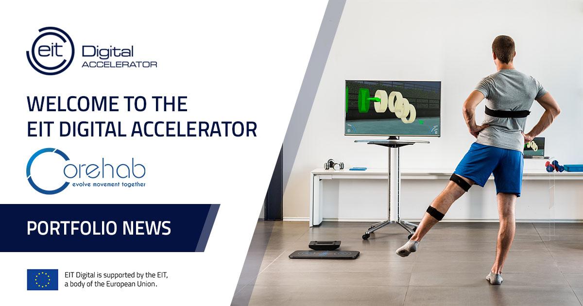 CoRehab joins Accelerator