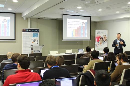 EIT Digital Raising Innovation & Entrepreneurship Awareness